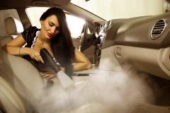 Химчистка салона автомобиля — качественно и недорого | Автомойка «Енот»